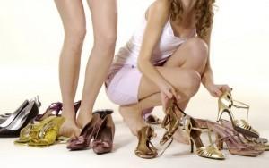 женская стильная обувь