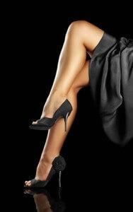 Чтобы ноги были красивые необходимо специальные упражнения