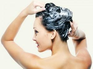 Как правильно мыть волосы, фото, картинка