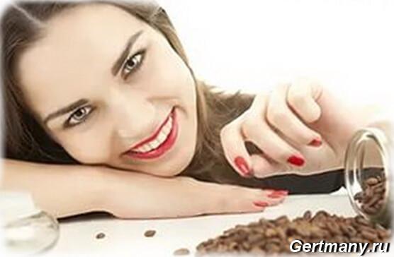 Скраб для лица на основе соли, кофе, фото