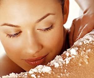 Пилинг из соли в домашних условиях