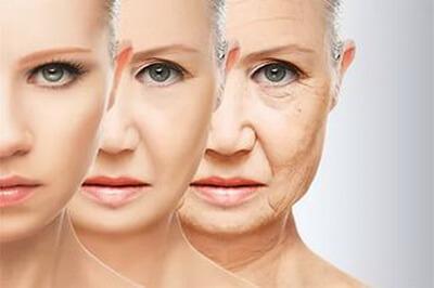 Избежать процессы старения кожи в организме человека