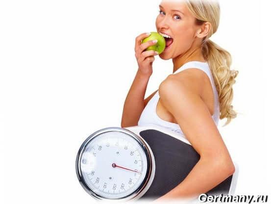 Похудеть за счет снижения калорий в организме, свое тело держать в