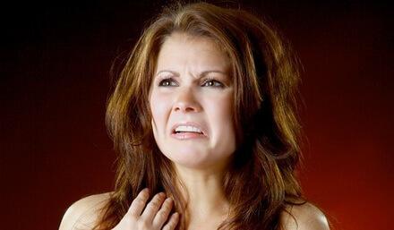 Собственные чувства эмоции перенапряжение воздействие на кожу лица