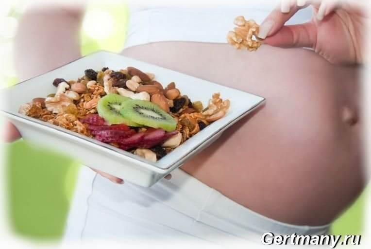 Особенности рациона питания беременной женщины, фото