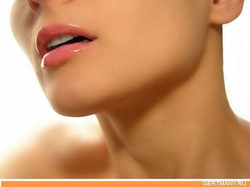 сделать красивую шею