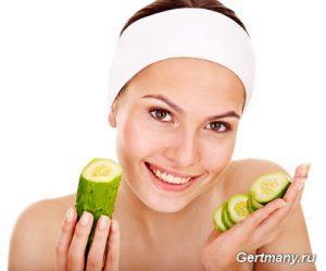 летние маски для лица и макияж пошагово