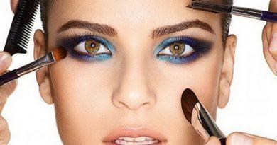 сделать профессиональный макияж