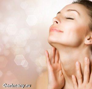 Как ухаживать за дряблой кожей шеи, фото
