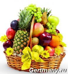Содержание клетчатки в фруктах, фото