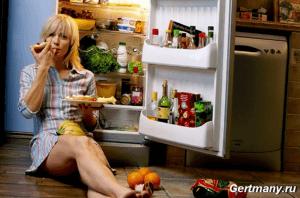 Как избавиться от переедания в домашних условиях, фото, картинка