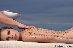 Сделать скраб для кожи тела в домашних условиях