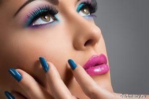 Соблазнительный макияж, фото