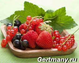 Содержание клетчатки в ягодах, фото