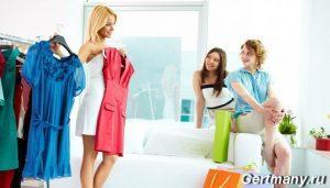 Законы стиля при выборе одежды