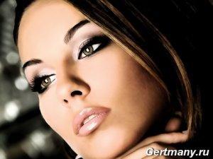 Сексуальный макияж глаз, фото
