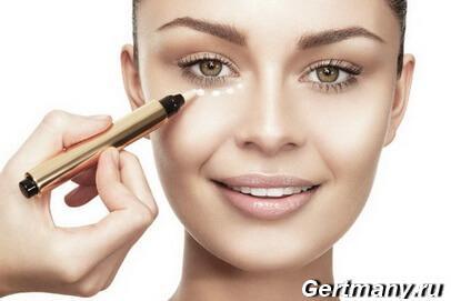 Сделать естественный макияж, подчеркнуть натуральную красоту
