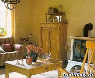 Оформление дома под стиль кантри использование деревенского образа