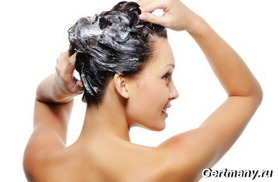Применение маски для сухих поврежденных волос, ингредиенты