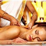 Как делать массаж тела