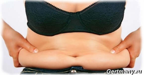 как убрать жир с талии и боков