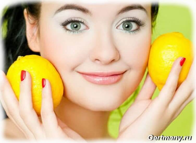 Применение лимона в домашней косметологии для кожи лица, рук