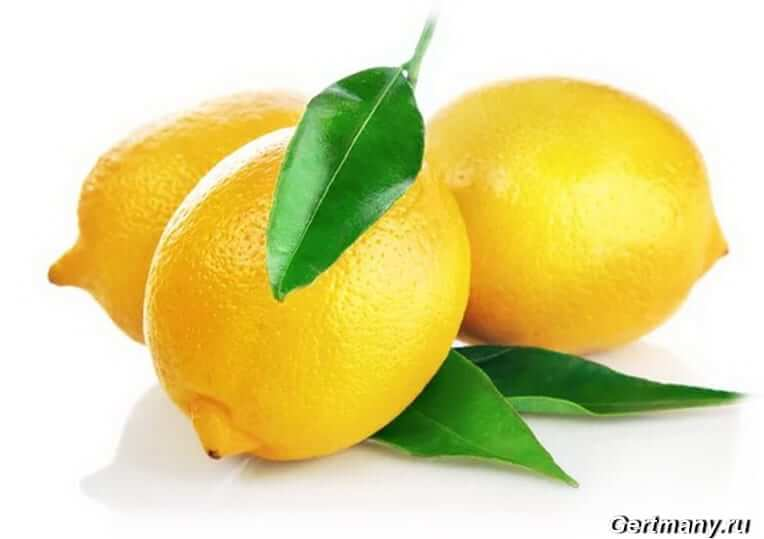 Лимон в косметике как можно использовать в домашних условиях